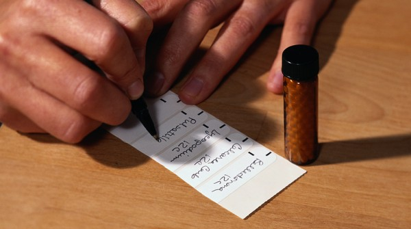 Labeling Homeopathic Remedies